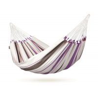 Colombian Single Hammock CARIBEÑA purple