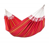 Hængekøjer Colombian Double Hammock CURRAMBERA cherry