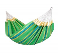 Colombian Double Hammock CURRAMBERA kiwi