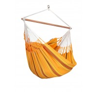 Colombian Hammock Chair Lounger CURRAMBERA apricot