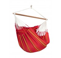 Colombian Hammock Chair Lounger CURRAMBERA cherry