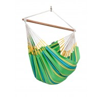 Colombian Hammock Chair Lounger CURRAMBERA kiwi