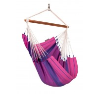 Colombian Hammock Chair Basic ORQUIDEA purple