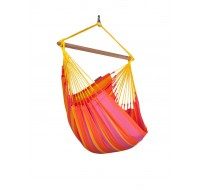 Colombian weatherproof Hammock Chair Basic SONRISA mandarine
