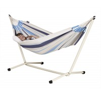 Stand and single hammock NEPTUNO