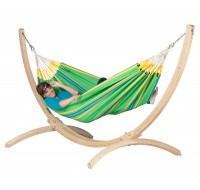 Stand and single hammock CANOA